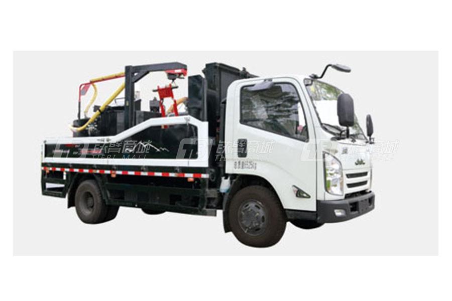 易山重工CLYG-CS500车载灌缝设备