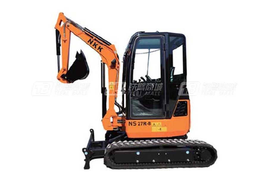 京城长野NS55-7挖掘机