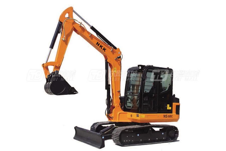 京城长野NS60C履带挖掘机