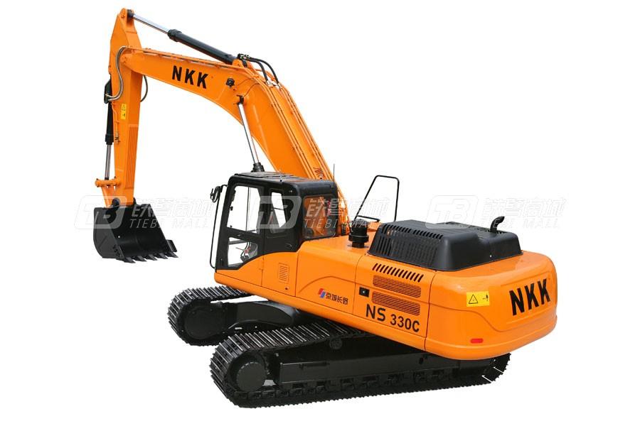 京城长野NS330C履带挖掘机
