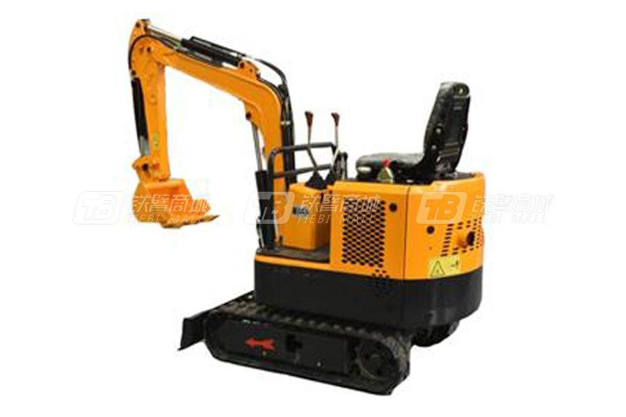 沃尔华DLS810-9B小型挖掘机
