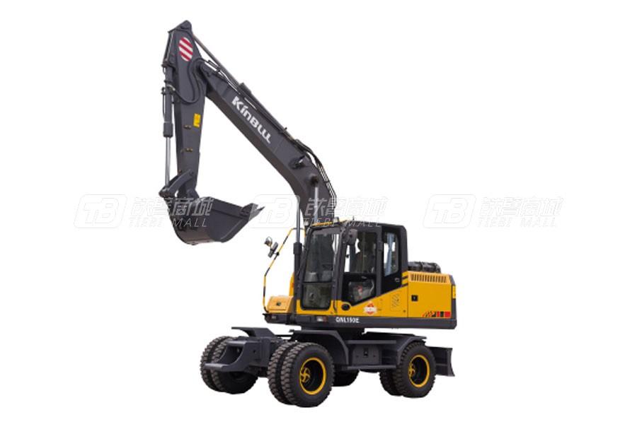 勤牛QNL150E轮式挖掘机