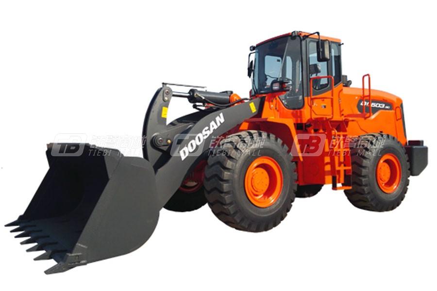 斗山DL503-9C轮式装载机