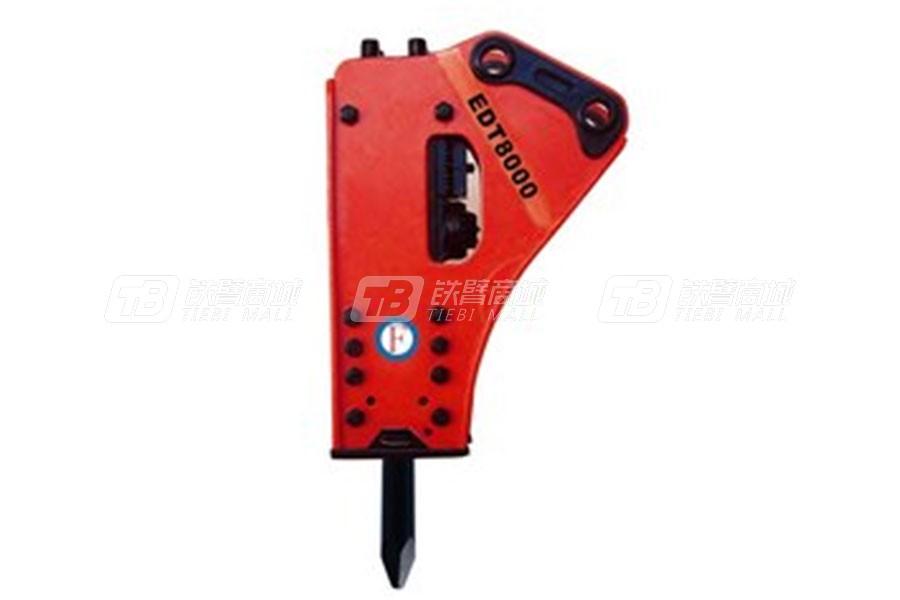艾迪EDT8000三角型破碎锤 重型破碎锤