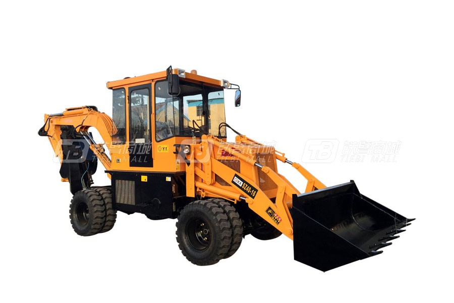 全工机械SZ40-16挖掘装载机