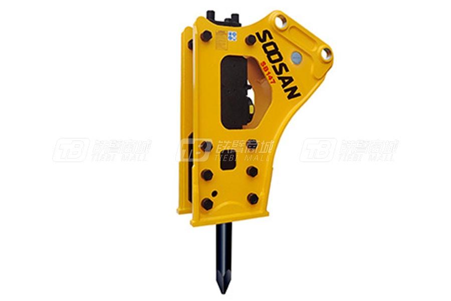 水山SB147 SIDE大型破碎锤