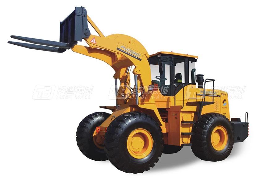 福工FUG955-8叉装机