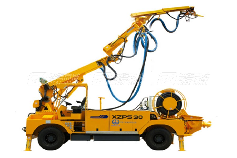 新筑股份XZPS30喷湿机