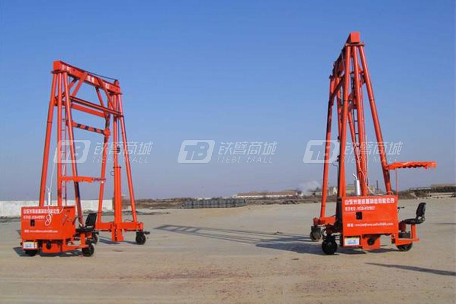 威肯JD400集装箱吊车图片