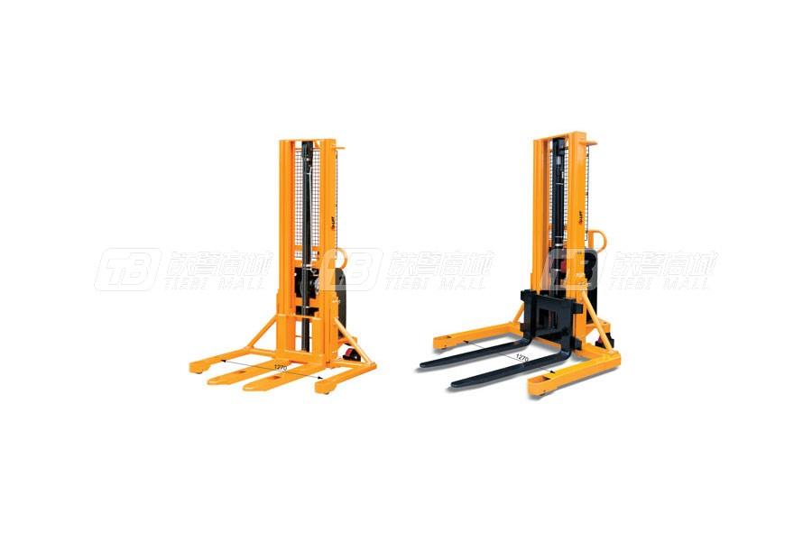 虎力MW1033宽支腿型半电动堆高车