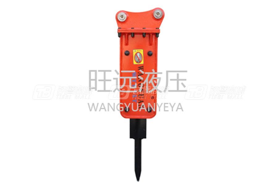 旺远液压WYB750T直角型破碎锤