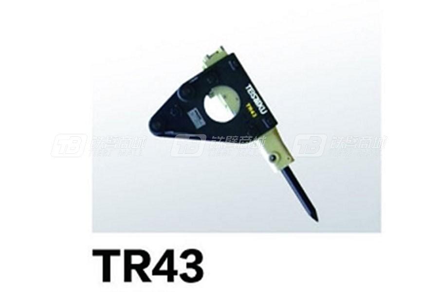 泰石克TR43液压破碎锤