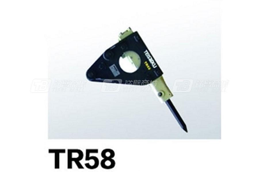 泰石克TR58液压破碎锤