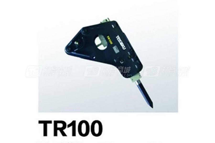 泰石克TR100液压破碎锤