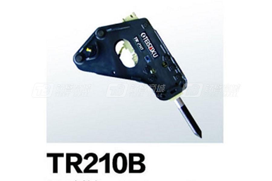 泰石克TR210B液压破碎锤