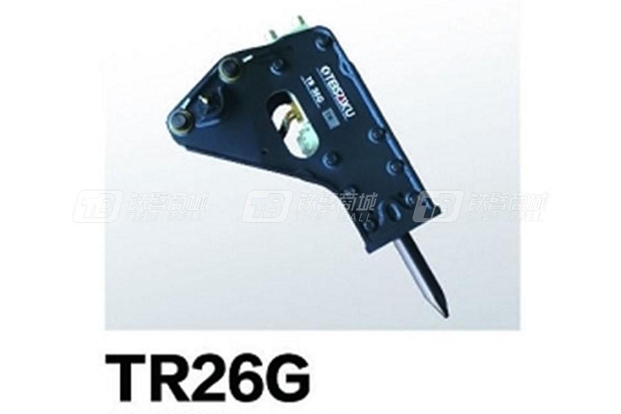 泰石克TR26G液压破碎锤