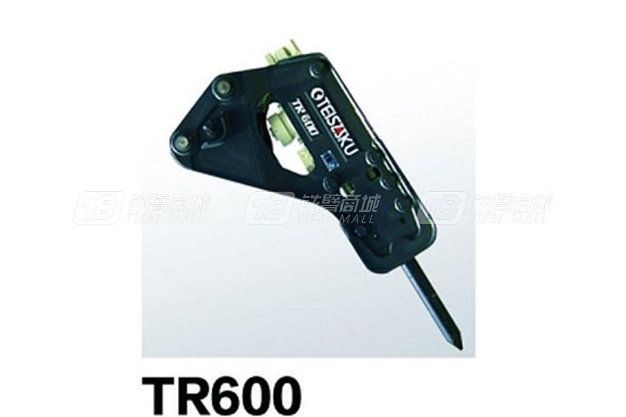 泰石克TR600液压破碎锤