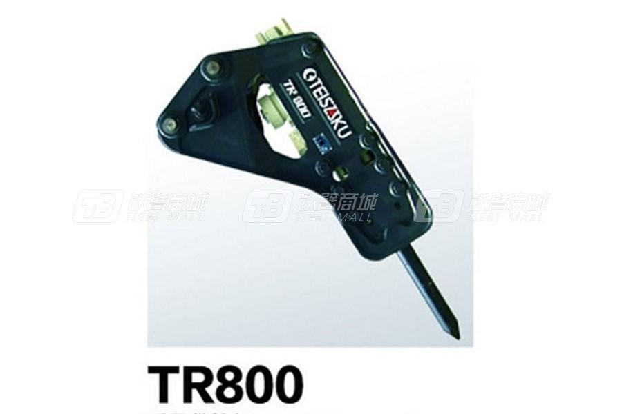 泰石克TR800液压破碎锤