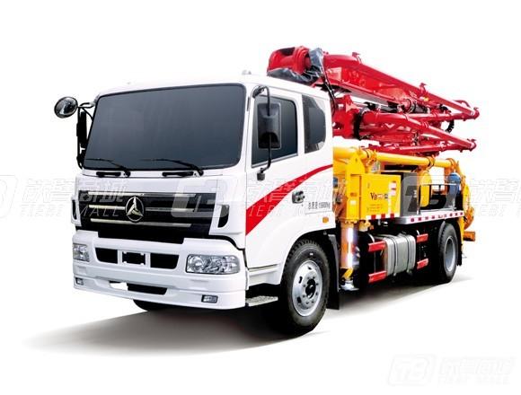 三一SYM5163THBDS 23 V8系列混凝土泵车