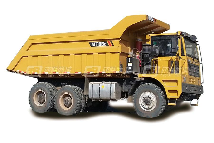临工重机MT86D矿用卡车