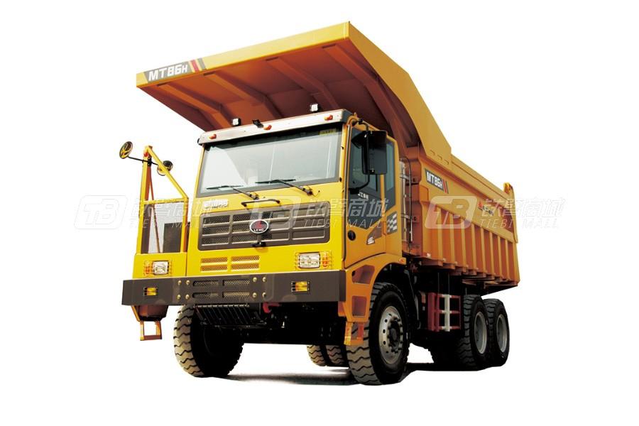 临工重机MT86H刚性自卸卡车