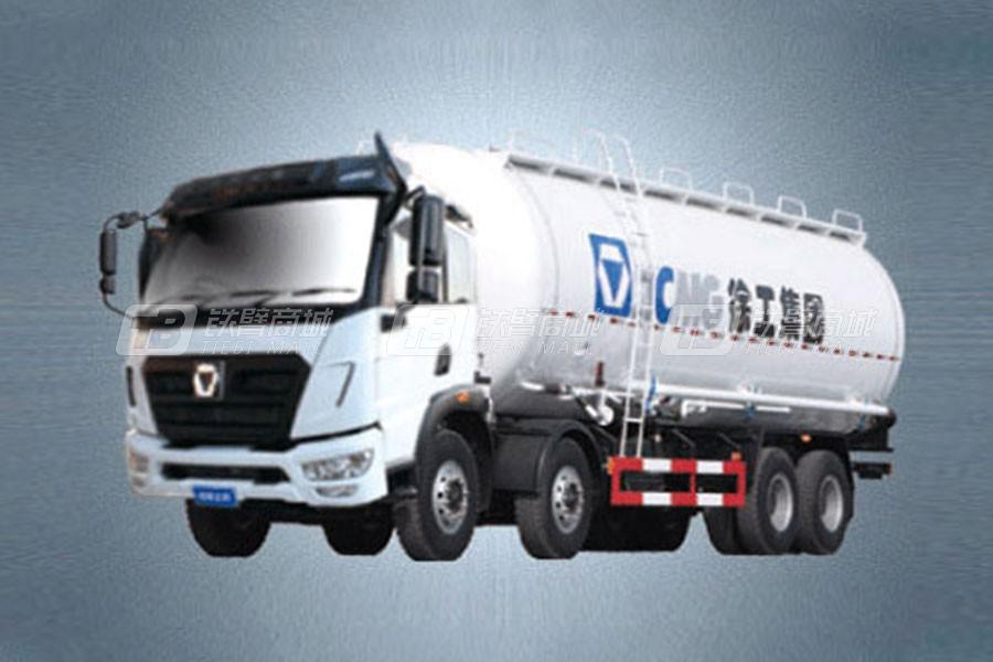 徐工KLW136T平台8X4粉罐车