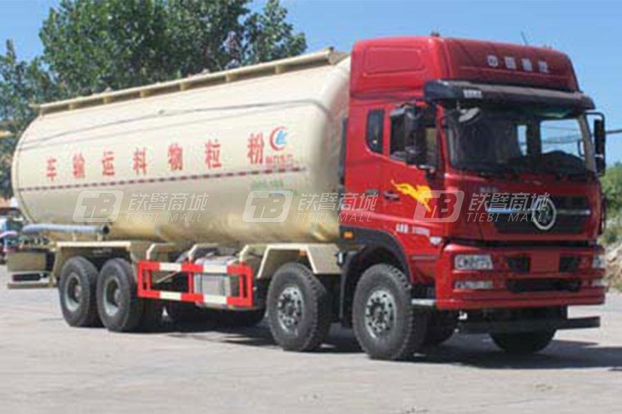 湖北合力CLW5310GFLZ4程力威牌低密度粉粒物料运输车