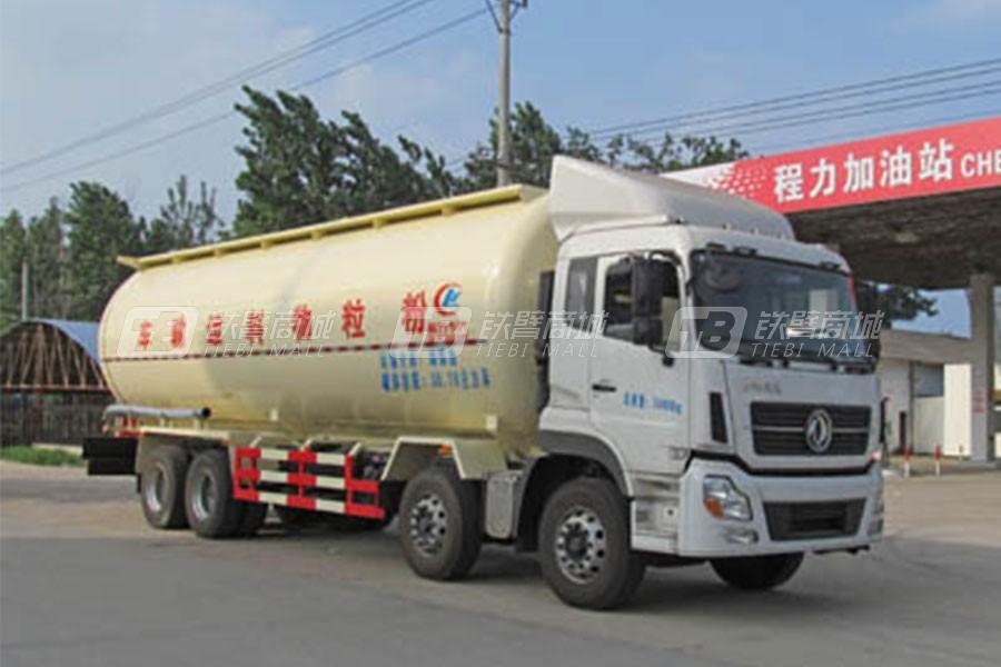 湖北合力CLW5310GFLD4程力威牌低密度粉粒物料运输车
