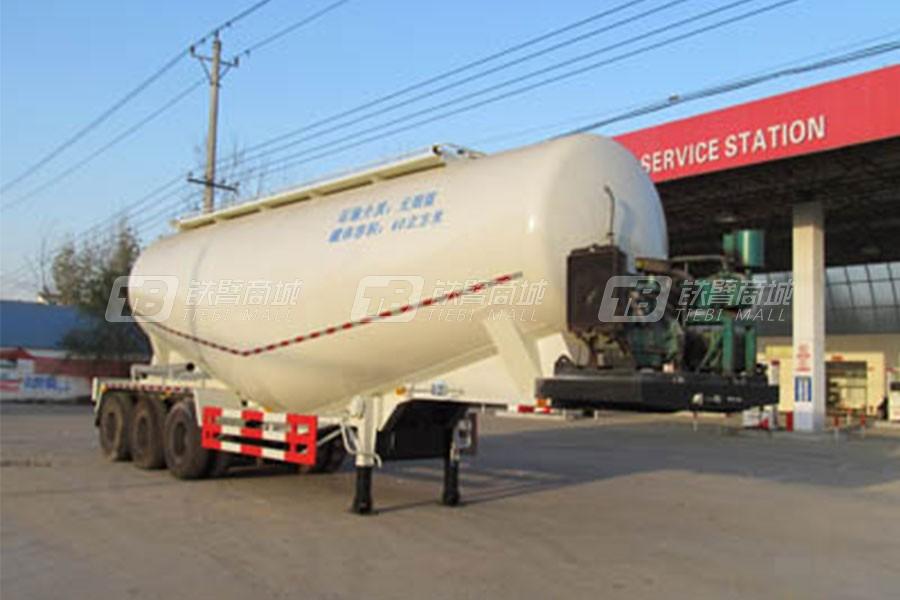 湖北合力CLW9404GFL程力威牌中密度粉粒物料运输半挂车