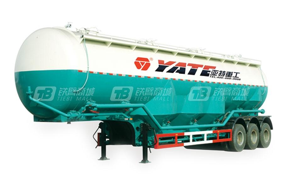 亚特重工TZ9401GFL半挂式粉粒物料车