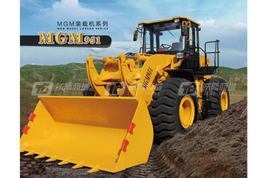 闽工MGM951轮式装载机