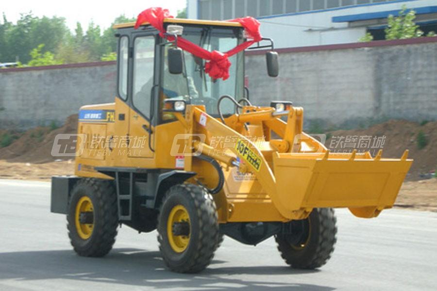 富豪ZL10F轮式装载机