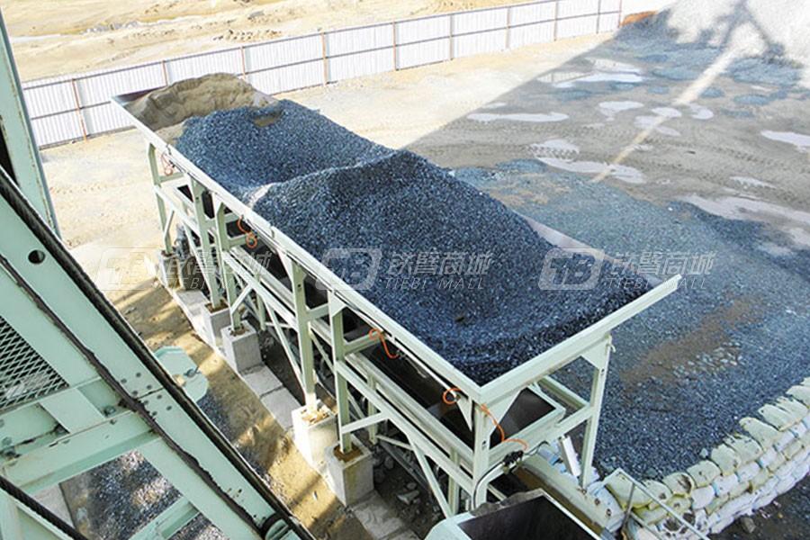 方圆PLD1600(三种料,气动给料,累计计量)混凝土配