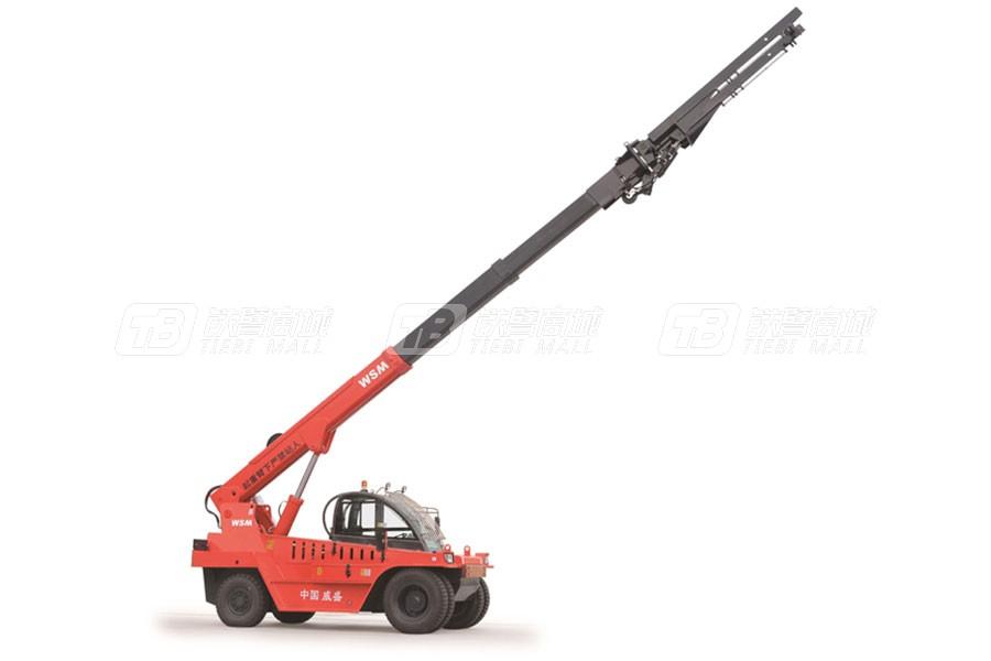 威盛WSM650伸缩臂叉装机