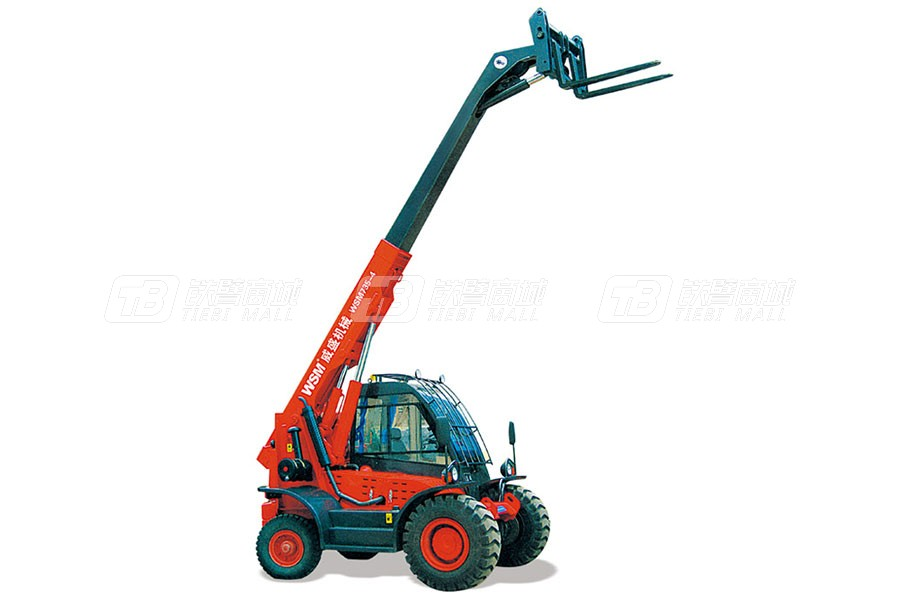威盛WSM725-4-L伸缩臂叉装机