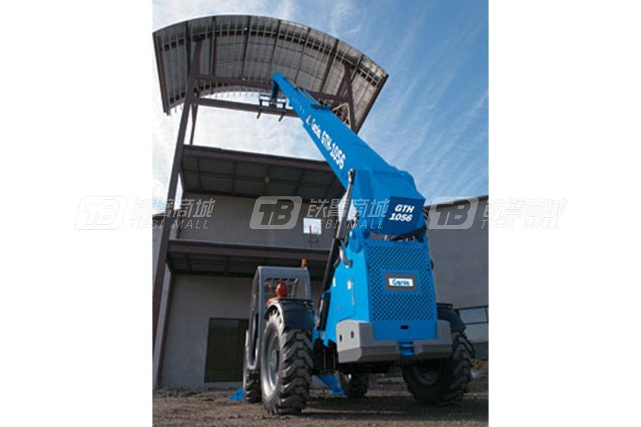 吉尼GTH-1056粗糙地面叉装机