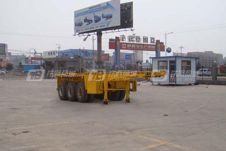 通亚汽车CTY9408TJZG30集装箱运输半挂车