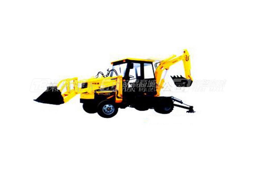中际5000WZ挖掘装载机