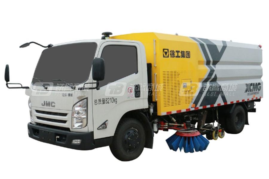 徐工XZJ5080TXSJ5洗扫车