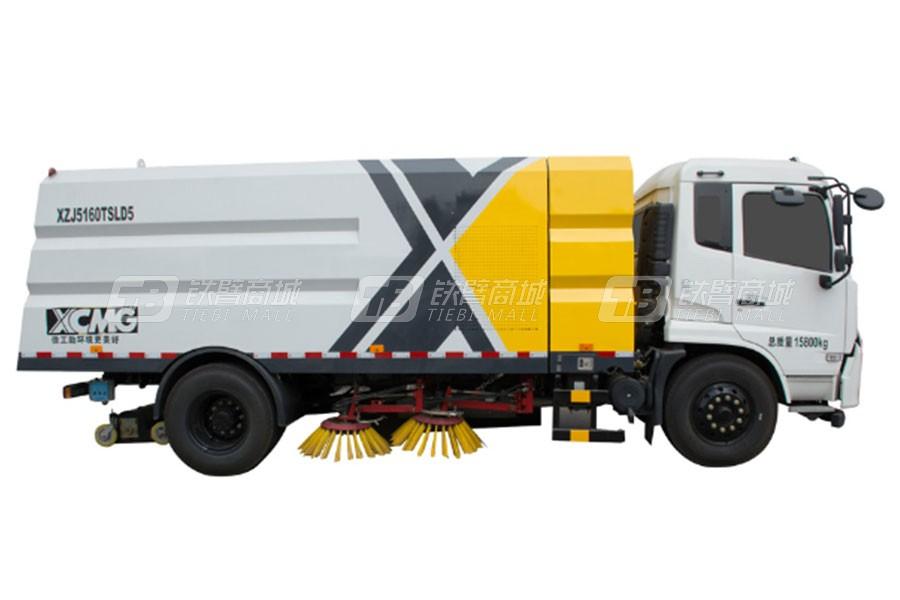徐工XZJ5160TSLD5湿式扫路车