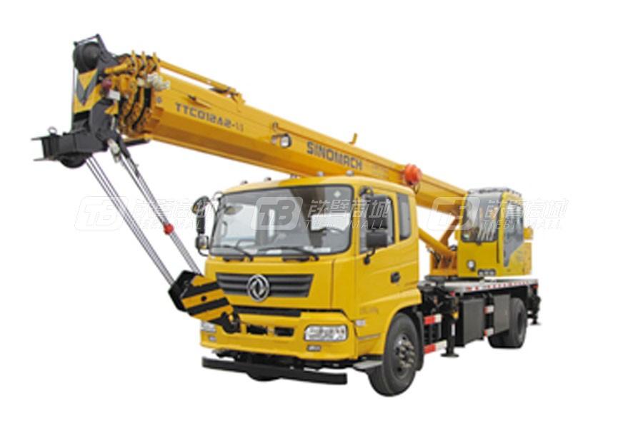 长江TTC008A2-Ⅵ汽车吊