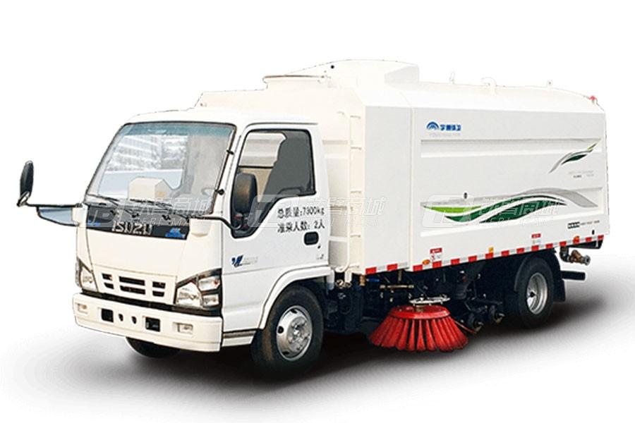 宇通环卫YTZ5160TXS10D5洗扫车