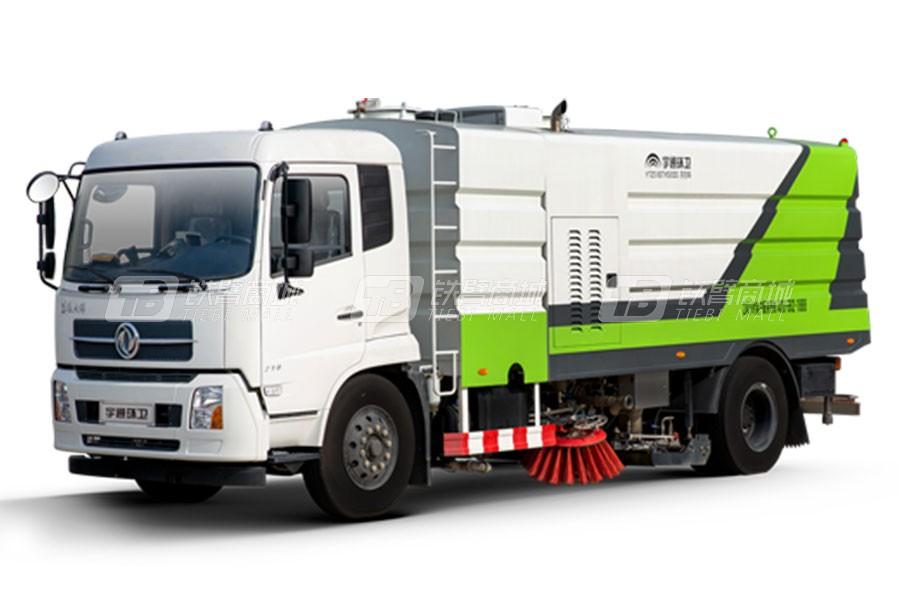 宇通环卫YTZ5180TXS20D5洗扫车