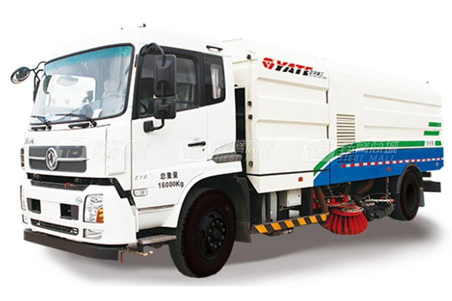 亚特重工TZ5160TXSEGE洗扫车