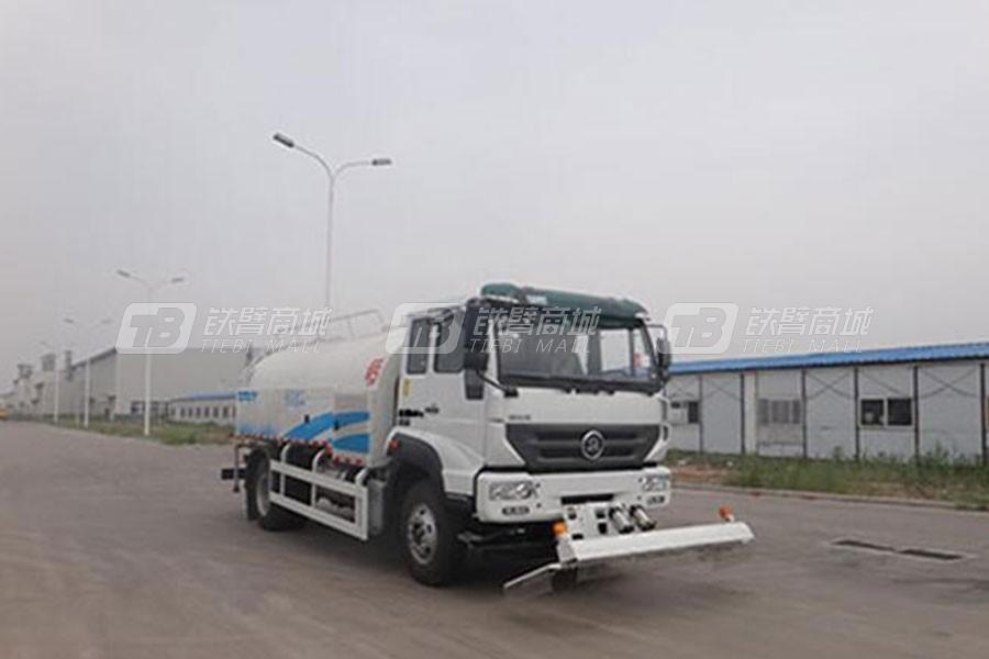 中国重汽QDZ5160GQXZJM5GE1清洗车