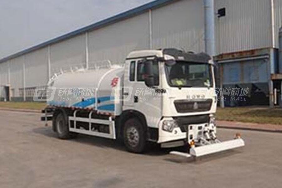 中国重汽QDZ5160GQXZHT5GE1清洗车