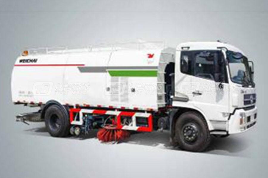 潍柴特种车YZT5161TXS洗扫车