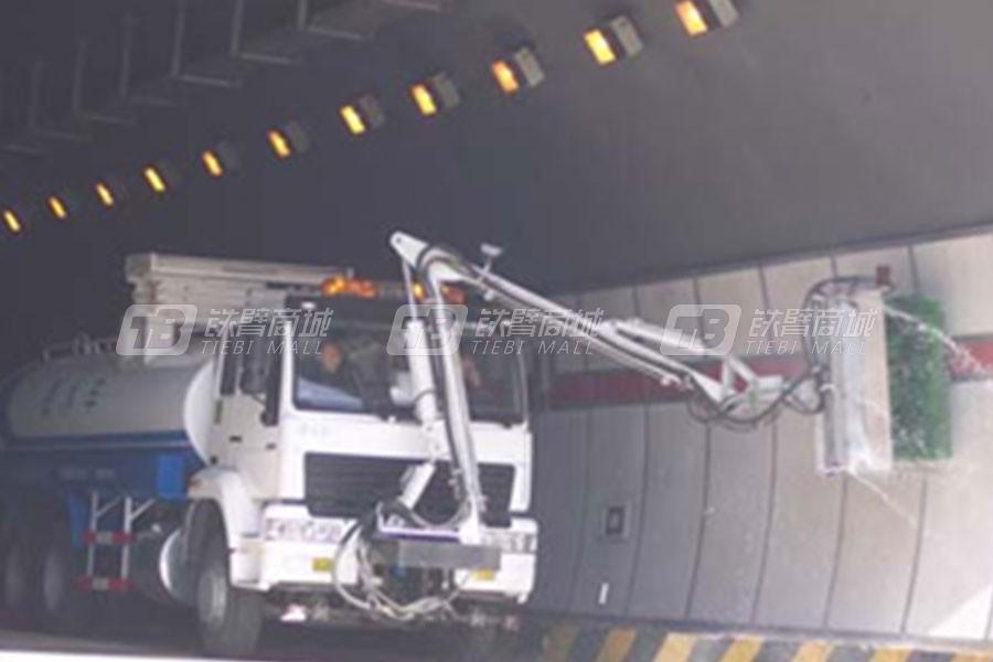 泽通CJJ5161GQX隧道壁清洗车