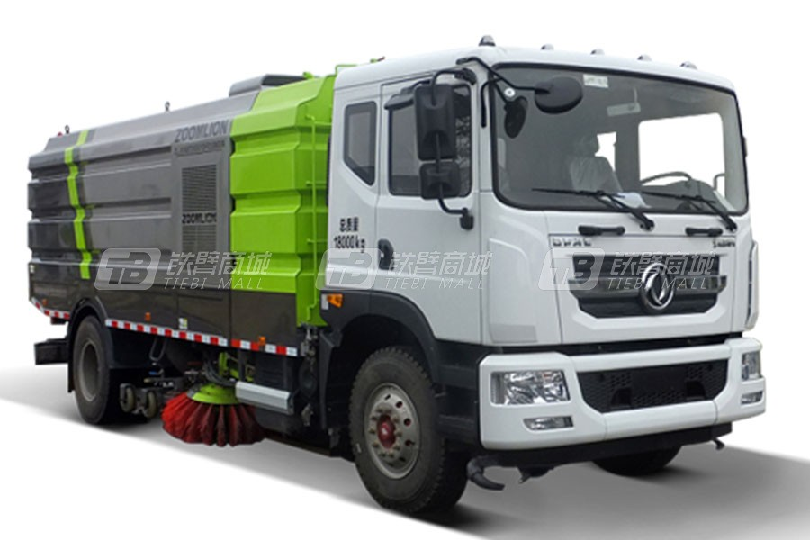 盈峰环境ZLJ5180TXSX1EQE5洗扫车