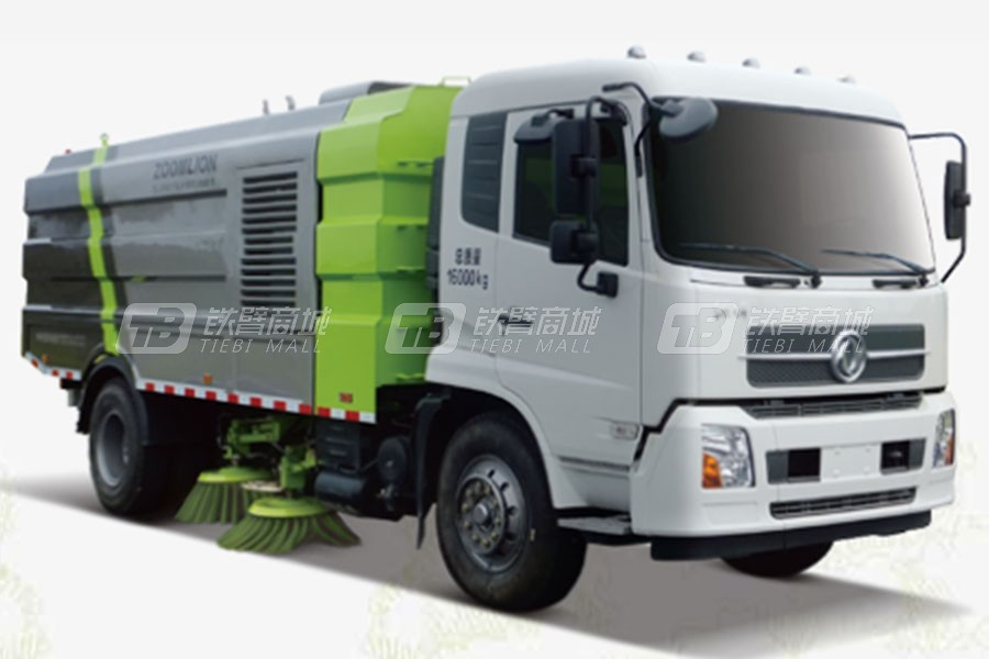 中联重科ZLJ5163TSLX1DFE5湿式扫路车